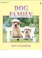 ドッグファミリー 2015年度カレンダー