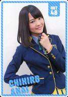 穴井千尋(HKT48) ポケットスクールカレンダー(2013/10-2014/3) 「CD メロンジュース」 初回プレス分限定特典
