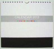 [単品] AQUAPLUS 2013年度卓上カレンダー 「Leaf/AQUAPLUS C83紙袋セット」