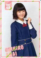 穴井千尋(HKT48) 2014年4月-9月ポケットスクールカレンダー 「CD 桜、みんなで食べた 初回プレス盤」 封入特典