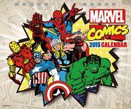 MARVEL COMICS 2015年度卓上カレンダー