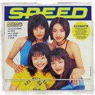 SPEED 1998年度卓上カレンダー