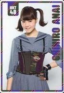 穴井千尋(HKT48) 2015年12月~2016年5月ポケットスクールカレンダー 「CD しぇからしか」 初回プレス分購入特典
