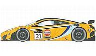 1/24スケール用 McLaren MP4-12C GT3 `Gulf` #21 2011用デカール [ST27-DC940]