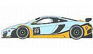 1/24スケール用 McLaren MP4-12C GT3 `Gulf` #6/#69 2012用デカール [ST27-DC941]