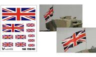 イギリス国旗 (プラシート印刷) 「FLAGシリーズ」 [P35H-002]