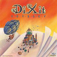 ディクシット オデッセイ 多言語版 (Dixit Odyssey)