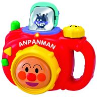 アンパンマン&ばいきんまん パチパチおしゃべりカメラ 「それいけ!アンパンマン」