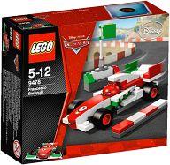 LEGO フランチェスコ・ベルヌーイ 「カーズ」 9478