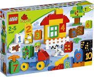 LEGO かずあそびセット 「レゴ デュプロ」 5497