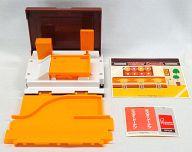 ミスタードーナツショップ アップダウンテーブル 「ポン・デ・ライオンとなかまたち チョロQ&ポップンカー」 ミスタードーナツ キッズセット付属品