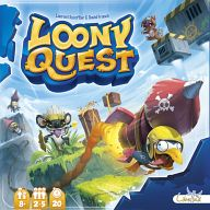 ルーニークエスト 多言語版 (Loony Quest)