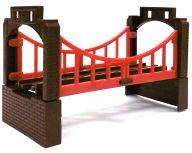 吊り橋 「カプセルプラレール きかんしゃトーマス どっちが速い!?競争しよう編」