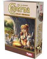 カヴェルナ:洞窟の農夫たち 日本語版 (Caverna: The Cave Farmers)