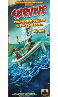アイランド 拡張セット:イカとイルカと追加プレイヤーキット (Survive: Dolphin & Squid & 5-6 players... Oh my!)