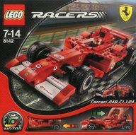 LEGO 1/24 フェラーリ248 F1 「レゴ レーサー」 8142