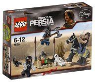 LEGO 砂漠の攻撃 「レゴ プリンス・オブ・ペルシャ」 7569