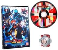 仮面ライダーゴースト 仮面ライダー45ゴーストアイコン&伝説!ライダーの魂!DVDセット