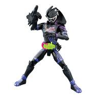 仮面ライダーエグゼイド LVUR04 仮面ライダーゲンム アクションゲーマー