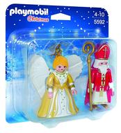 聖ニコラスとクリスマスエンジェル 「playmobil プレイモービル」 5592