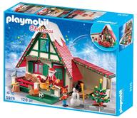 サンタのお家 「playmobil プレイモービル」 5976