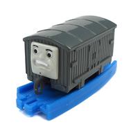 屋根付貨車(顔付) 「カプセルプラレール きかんしゃトーマス アーサーのかんぺきなきろく編」