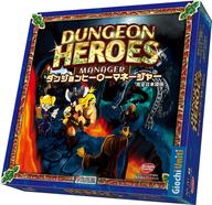 ダンジョンヒーローマネージャー 完全日本語版 (Dungeon Heroes Manager)