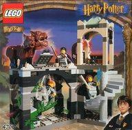 LEGO 禁じられた廊下 「レゴ ハリー・ポッター」 4706