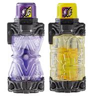 DXニンニンコミックフルボトルセット 「仮面ライダービルド」 フルボトルシリーズ
