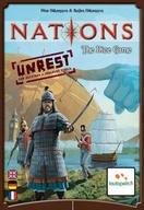 ネイションズ:ダイスゲーム アンレスト (Nations the Dice Game - UNREST)
