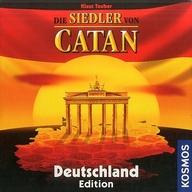 [日本語訳無し] カタンの開拓者たち ドイツエディション (Die Siedler Von Catan: Deutschland Edition)