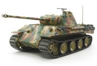 ラジコン 1/25 ドイツ戦車 パンサーA(専用プロポ付) 「RCタンクシリーズ」 [56605]