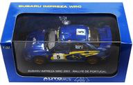 スロットカー 1/32 SUBARU IMPREZA WRC 2001 RALLYE DE PORTUGAL MOTUL #5(ブルー×イエロー) [13001]