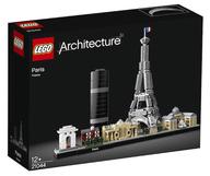 LEGO パリ 「レゴ アーキテクチャ」 21044