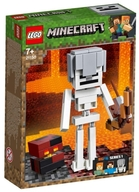 LEGO ビッグフィグ スケルトンとマグマキューブ 「レゴ マインクラフト」 21150