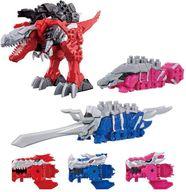 騎士竜シリーズ01&02&03 竜装合体 DXキシリュウオースリーナイツセット 「騎士竜戦隊リュウソウジャー」