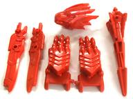 プラレール シンカリオン 紅武器セット 第1弾 「新幹線変形ロボ シンカリオン」 紅武器セットプレゼントキャンペーン第1弾