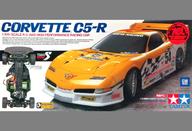ラジコン 1/10 コルベット C5-R 「電動RC4WDレーシングカーシリーズ」 組み立てキット [58272]