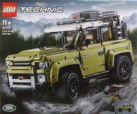 LEGO ランドローバー・ディフェンダー 「レゴ テクニック」 42110