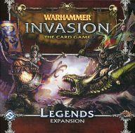 [日本語訳無し] ウォーハンマー インベーション 拡張セット レジェンド (Warhammer: Invasion Legends)