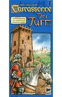 カルカソンヌ 追加キット7 塔 (Carcassonne: Der Turm) [日本語訳付き]
