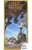 コルト・エクスプレス 拡張1:荒野の駅馬車 日本語版 (Colt Express:Horses & Stagecoach)
