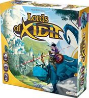 [付属品欠品/特典付き] クシディット王国記 日本語版 (Lords of Xidit)