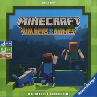[日本語訳無し] マインクラフト ボードゲーム (Minecraft - Das Brettspiel)
