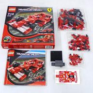 [ジャンク品] LEGO 1/24 フェラーリ248 F1 「レゴ レーサー」 8142