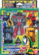 [破損品] マジキング ミニ合体1 「魔法戦隊マジレンジャー」