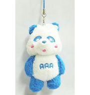 え~パンダ(青) ぬいぐるみ携帯ストラップ 「AAA 4th Anniversary LIVE」