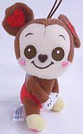 ミッキー ほっぺが光るプチマスコット 「ディズニーキャラクター ちびましゅ」