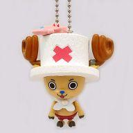 チョッパーマン(おっす/白帽子) ぷらんぷらんキーチェーン 「ワンピース」