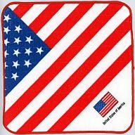 アメリカ ハンドミニタオルB「世界の国旗」
